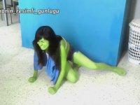 Dişi Hulk Dönüşümü