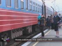 Bir Uçtan Diğer Uca Rusya - Trans-Sibirya Ekspresi