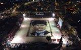 İzmir'de 4 Bin Kişiyle Zeybek Gösterisinin Yapılması