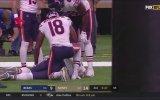 NFL'de Zach Miller'ın Ayağının Kırılması