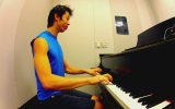 Circus Charlie Oyunun Müziğini Piyanoda Çalmak