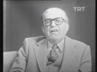 Atatürk'ün Gezilerine Katılan Gazeteci Cemal Kutay