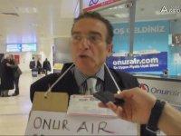 Adanalı Profesörden Onur Air'e Tepki - AirportHaber