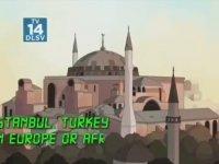 Family Guy'da Ayasofya Olayları