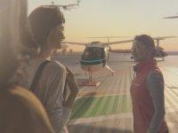 Uber ile NASA Arasında Uçan Taksi Ortaklığının Kurulması