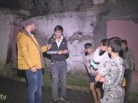 Tehlikeli Mahallenin Aksiyon Dolu Sokaklarında Habercilik Yapan Muhabir