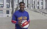 Harlem Globetrotters Rekorlar Kitabına Giren Basketi