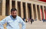 Köksal Baba'nın Anıtkabir Ziyareti
