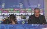 Neymar'ın Basın Toplantısında Ağlaması