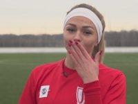 Antalya'nın Yeni Transferi Ksenia Kovalenko!