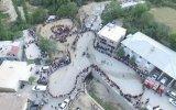 Şırnak Uludere'de Drone'lu Aşiret Düğünü