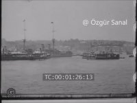 Barbaros Hayrettin ve Turgut Reis - Devir Teslim Töreni (1910)