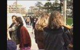 Bursa Atatürk Caddesi  Heykel 1996