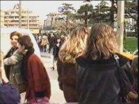 Bursa Atatürk Caddesi - Heykel (1996)