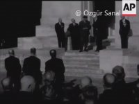 Çanakkale Savaşı 50. Yıl Anma Töreni