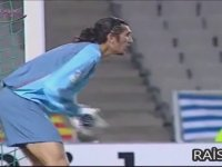 Rüştü Reçber vs Rcd Espanyol (Barcelona - 03/04 Sezonu)