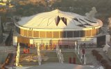 Georgia Dome Stadyumu'nun Yıkılması