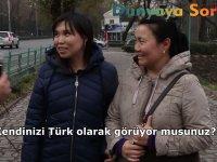 Kırgızlar'a 'Kendinizi Türk Olarak Görüyor Musunuz?' Diye Sormak