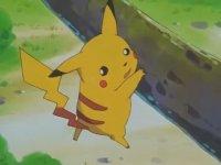 Pikachu'nun Masum Spearow'a Saldırması ( Pokemon )