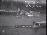 İstanbul Moda Tekne (Kürek) Yarışları (1913)