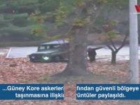 Kuzey Koreli Askerin Nefes Kesen Kaçışı