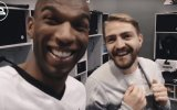 Ryan Babel'in Kamerasından Porto Maçından Sonra Yaşananlar
