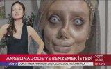 Angelina Jolie Olmak İsterken Gollum Olan İranlı Kadın