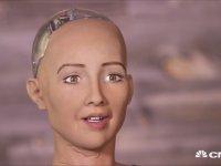 Robot Sophia - İnsanları Yok Edeceğim (Alt Yazılı)