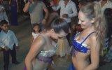 Roman Düğününde Kapışan Dansözler