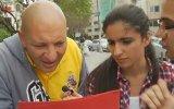 Taksim Delisi Cenk Trt'nin Yarışma Programında