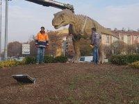 Ankara'daki Dinozor Maketlerinin Kaldırılması