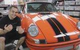 Porsche 911'in 18 Ay Süren Tamiratı