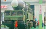 Kuzey Kore Televizyonu Gururla Mars15 Füzesini Sunar