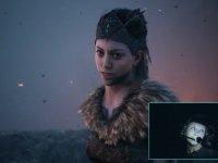 Hellblade Oyunundaki Güzel - Melina Juergens