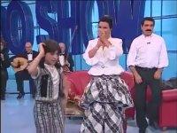 İbrahim Tatlıses'in Sekmeli Zıplamalı Roman Havası Performansı