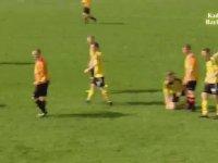 Hollanda Liginde Bol Ayak Kırmalı Maç