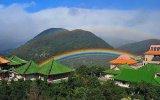 Tayvan'da Dokuz Saat İzlenen Gökkuşağının Rekor Kırması