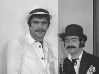 Dudaktan Silaha - Tanju Korel & Hülya Darcan (1971 - 72 Dk)