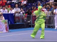 DÜnya Wushu Şampiyonu - Elif Akyüz