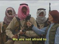 BBC Muhabirinin Iraklı Direnişçilerle Röportajı
