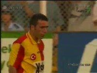 George Hagi'nin Galatasaray'daki İlk Maçı (1999)