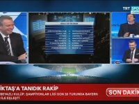Beşiktaş'ın Bayern Münih'le Eşleşmesi (Şampiyonlar Ligi 2.Tur)