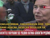 55 Yıldır Fatma Girik'in Peşini Bırakmayan Hayranı
