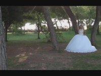 Gelinin Ördeklere Lahmacun Attığı Düğün Klibi