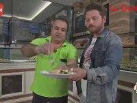 Mersin Tatlıları - Kerebic Tatlısı- Cezerye