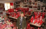 2 Bin Fotoğraf Biriktirip Atatürk Evi Açmak  Manisa