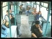 Halk Otobüsünde Panik - Çetin Çiftçioğlu