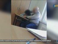 Otizmli Çocuğa Eğitim Kurumunda Şiddet Uygulanması - Erzurum