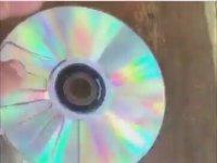 CD'den Elektrik Üretmek
