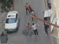 Kafes Dövüşlerini Aratmayan Sokak Kavgası - Samsun